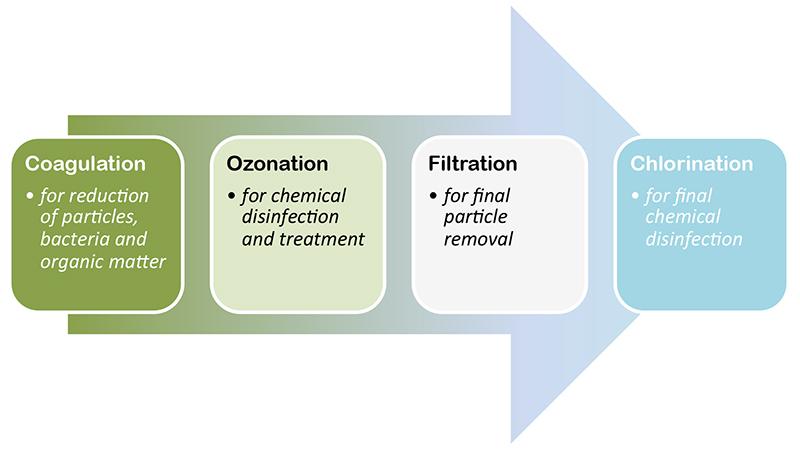 filtration flow chart