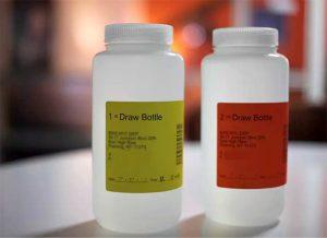 lead kit bottles